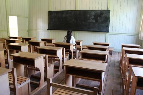 北海中学校